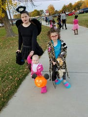 Costumed kids attend a trunk-or-treat event at the Woodbury YMCA. Communities, schools and churches across South Jersey are planning trunk or treats this October.