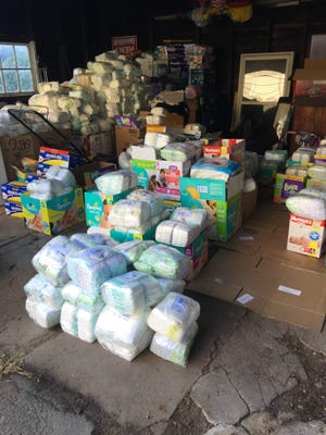 ROC City Bottoms provides diapers to local families in need.