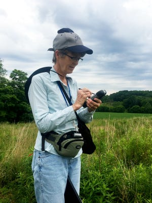 Laura Thurman, easement project manager for Virginia Outdoors Foundation (Shenandoah Valley region).