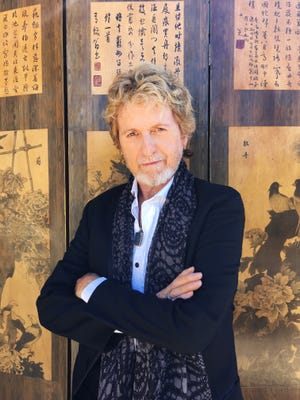 Jon Anderson of Yes.