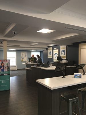Farmington Hills-based Level One Bank has opened a Grand Rapids office.