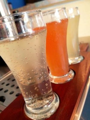 Kombucha is a tangy, tasty drink made of tea fermented with special yeasts and bacteria to create a probiotic drink that is as good as it is good for you. Add juices and fun flavorings for even more excitement.