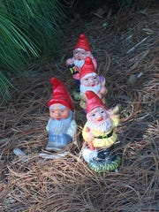 Gnomes on the march.