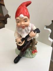 Vintage Japanese gnome