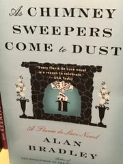 """In """"As Chimney Sweepers Come to Dust,"""" Alan Bradley's"""