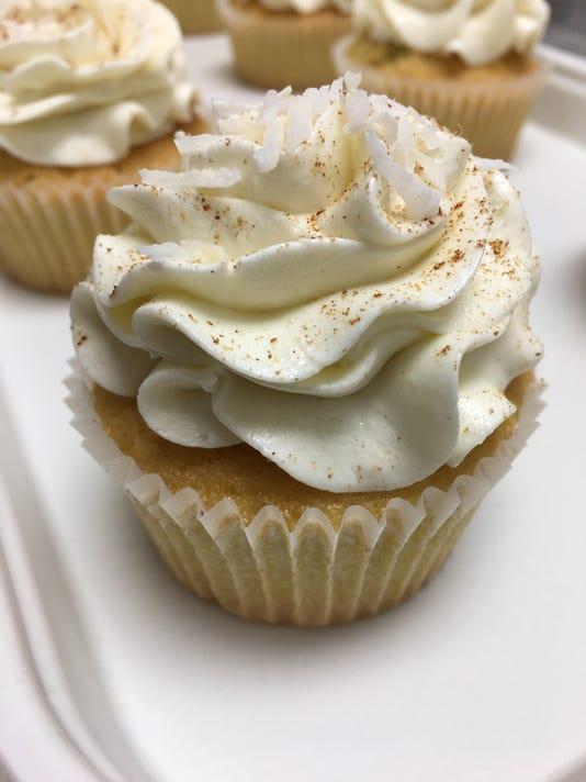 Yani's Bake House cupcake
