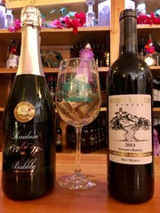 Besides offering award-winning local wine, Noisy Water Winery, 2342 Sudderth Drive, and their sister store, The Cellar Uncorked, 2332 Sudderth Drive, offer a variety of gift ideas.