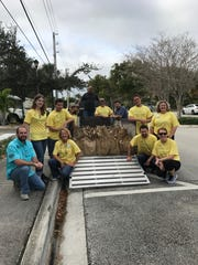 "Volunteers from the Treasure Coast Builders Association and U.S. Sugar were onsite at Molly's House for the ""Great Turkey Giveaway"" on Dec. 21."