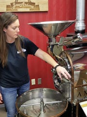 Joana Wade didn't waste any time putting together JavAroma Roasters, which she launched the week after graduating from the Southern Baptist Theological Seminary in the spring of 2015.
