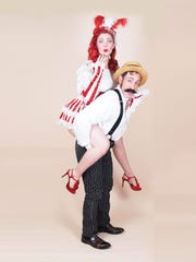 Enjoy a Vaudeville-style Valentine's Day with Pretty Things Peepshow at Vinyl Music Hall.