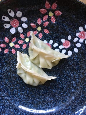 Mary Dumpling specializes in handmade dumplings filled with local, seasonal ingredients and fresh spices and herbs.