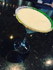Wine Country Bistro offers a King Cake-flavored martini during Mardi Gras season.