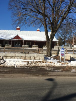 Picture of Stoke's Farm in Old Tappan which participates in the CSA program