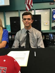 Brandon Rokela signed to play rugby for Arkansas State.