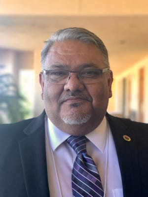 """Reynaldo """"Rey"""" Valenzuela is the new elections director for Maricopa County."""