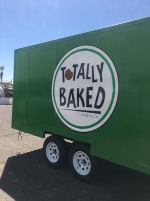 Totally Baked Cookie Co. launches April 20 in downtown Phoenix.