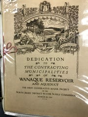 Sam DeBenedetto's family donated various historical