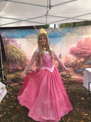 Once Upon A Tea Party lets the party girl become a princess.