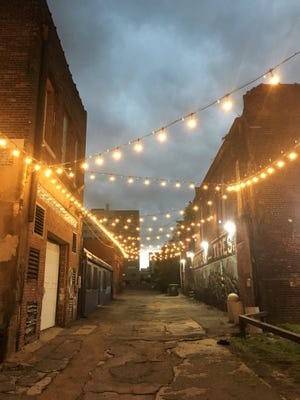 The Edge Gets Lit alley party is scheduled for Saturday in Floyd Alley between Fourth and Danny Thomas.