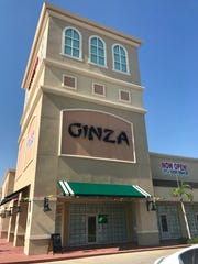 Ginza opened April 24 in the El Dorado Plaza in Fort Myers.