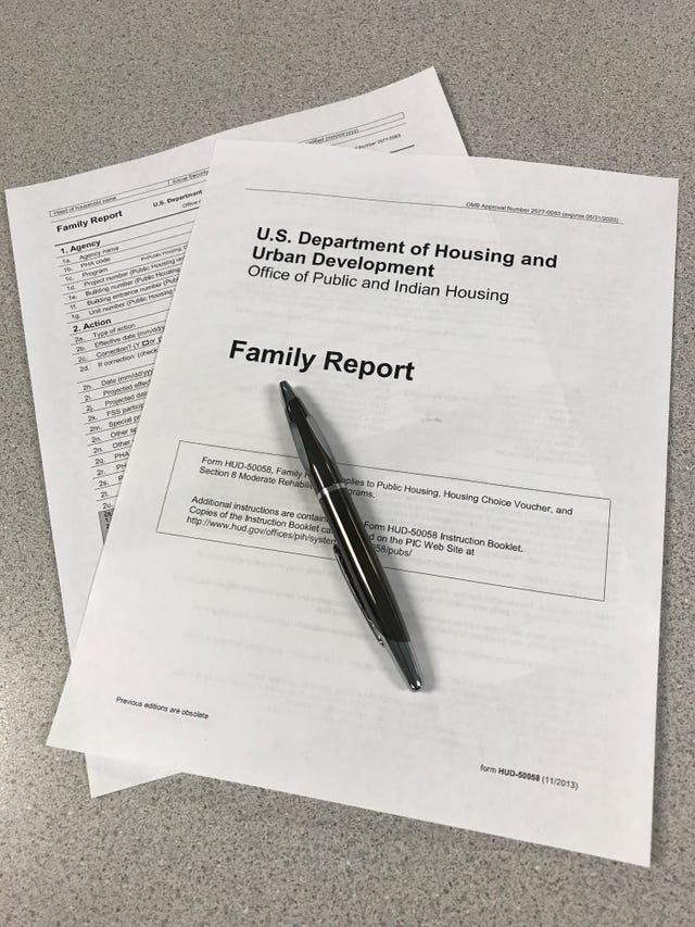 Housing Authority suspends whistleblower over leaked HUD forms