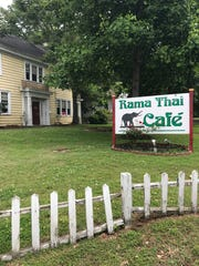 Rama Thai Cafe is at 1129 E. Walnut St.