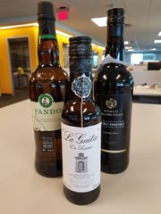 This sherry trio is so versatile, you can do everything