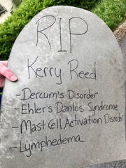 Kerry Reed's sign