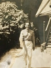 Felix Longoria during his time  stationed in Salt Lake City following World War II.