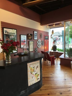 Chincoteague's Island Theatre Annex opened last month and is hosting a busy schedule of job fairs, theater receptions, musical acts, films and other community events.
