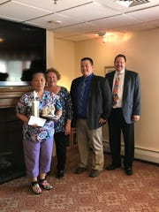 Rosemary Yang, CNA, was chosen for the Service Excellence