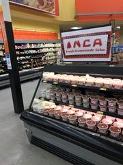 Inca salsa is growing in popularity in grocery store