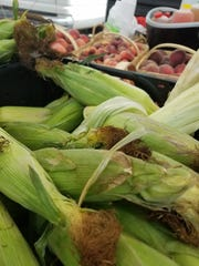 Get your sweet corn from McConnell Farms.