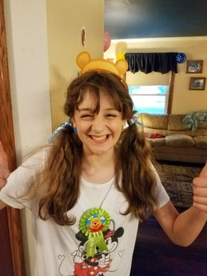 "The theme for this unique 13-year-old's party? ""All things adorable!"""