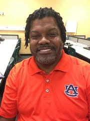 Booker McMillian, principal, Martin Luther King Elementary