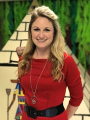 Erin Stokes is a principal in Rapides Parish at Pineville