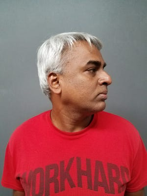 Police arrested Ridgefield Park resident Venkata Bondpalli on Aug. 10. He is charged with sexually assaulting an 11-year-old.