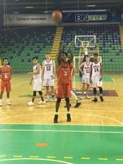 UTEP played in Costa Rica Thursday.