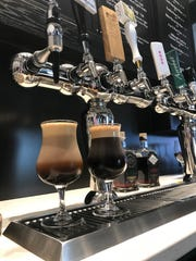 Nitro cold brew is on tap at Lodge Kohler across the