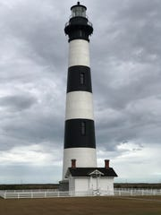 The Bodie Island Lighthouse, a Outer Banks standout