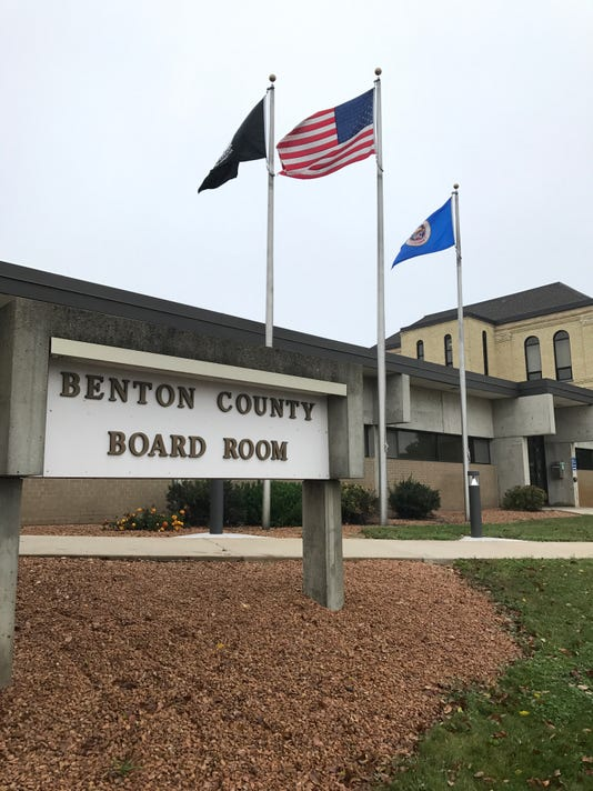Benton County Board Room