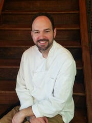 Private Chef Dan Murray will serve up food samples