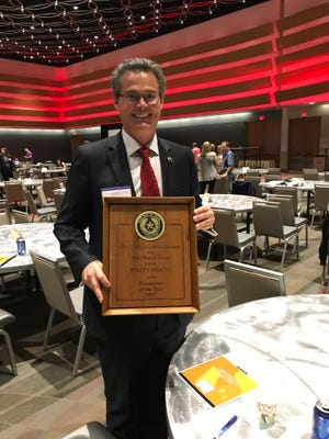 The State Bar of Texas and the Texas District and County Attorneys Association have named 46th District Attorney Staley Heatly as the Prosecutor of the Year for Texas. Heatly's district includes Wlbarger, Hardeman and Foard counties.