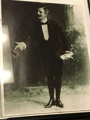 Servais Le Roy, in a photo at the Keansburg Historical Society.