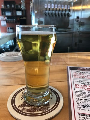 Ahnapee Brewery's Long Goodbye, a Great American Beer Festival medal winner, is one of more than 200 beers that will be on tap Saturday during the Northeast Wisconsin Craft Beer Festival at Shopko Hall in Ashwaubenon.