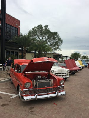 Classic cars, music, food and fun are on tap for Saturday, Oct. 14at Founders Square.