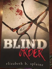 """""""Blind Order"""" is available at local libraries, as well as at My Little Paris Café & Bookstore (formerly The Next Chapter Bookstore & Bistro) in downtown Northville."""