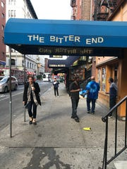 """Check out The Bitter End for live performance. A preview of the Grateful Dead musical, """"Red Roses, Green Gold,"""" took place here. The Off-Broadway production moves to The Minetta Lane Theatre."""