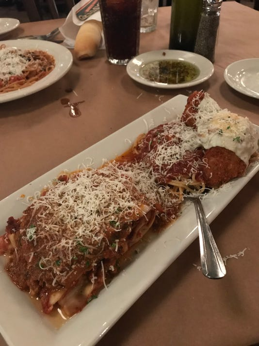 Dining Out Spageddies Rises Above Typical Italian Fare