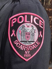 Scarsdale Police Department joined the Pink Patch Project